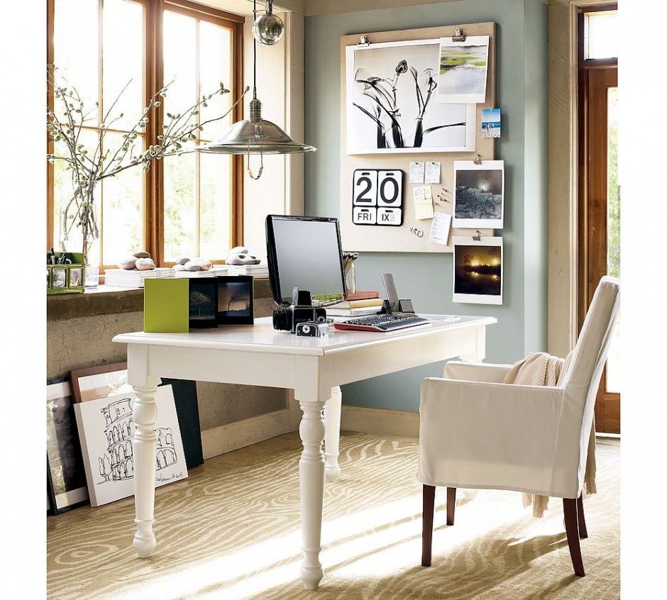 Luxury Home Office Decorating Ideas For Men (View 5 of 10)