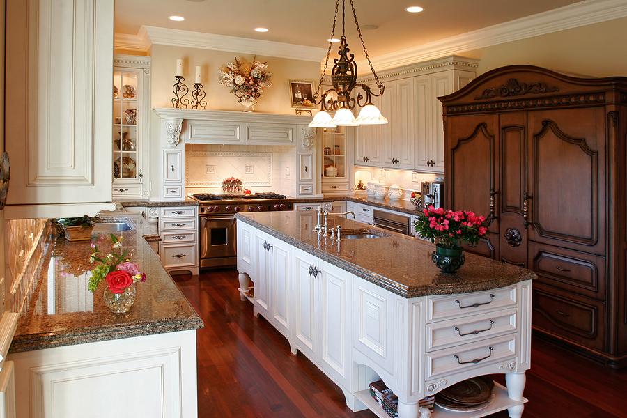 Luxury Inspiring Kitchen Designs Ideas