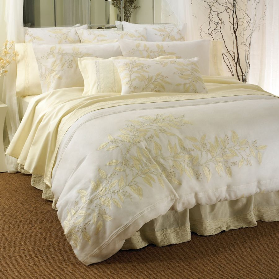 Luxury Spring Bedding Sets Designs
