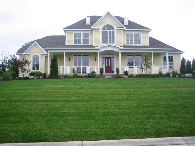 Majestic Vinyl Siding In American Houses (Image 7 of 10)