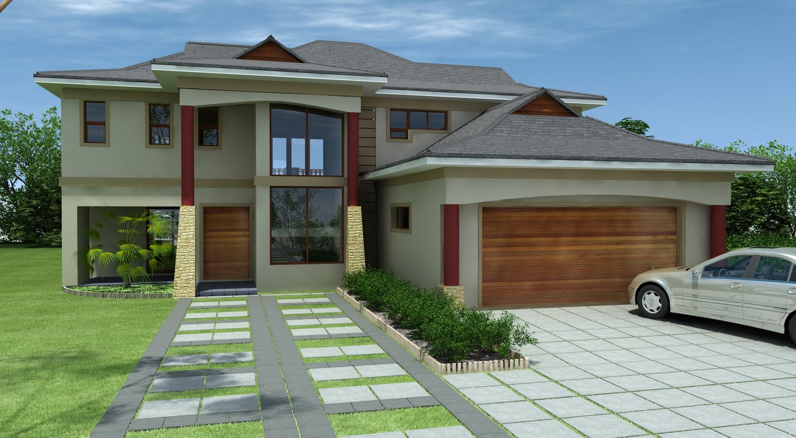 Metropolish Garages With Two Levels Ideas (Image 5 of 10)