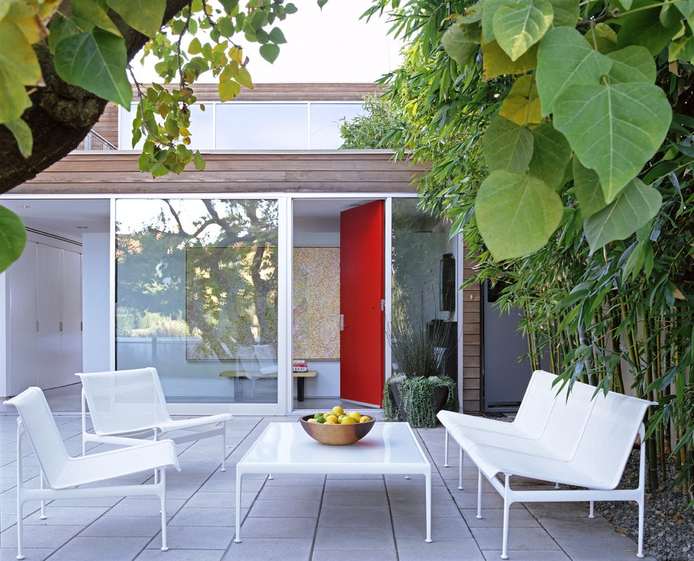 Minimalist Patio Furniture (Image 10 of 20)