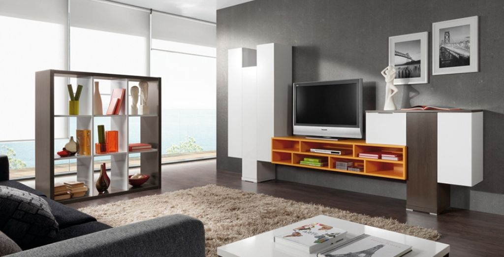 Minimalist Wooden Lcd Tv Cabinet Design (View 5 of 10)