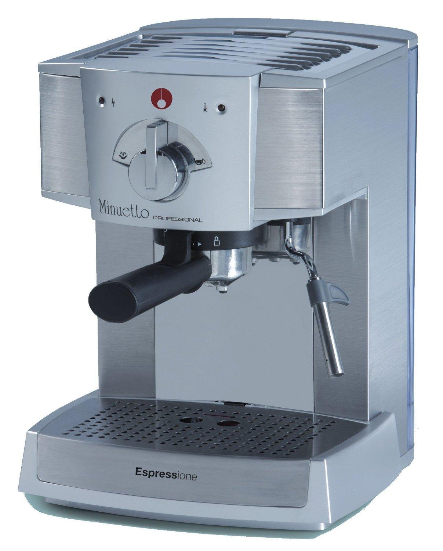 Minuetto Professional Thermoblock Espresso Machine (Image 4 of 10)