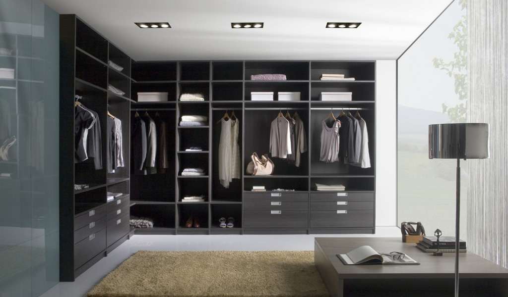 Featured Photo of Bedroom Wardrobe Closet Common Types