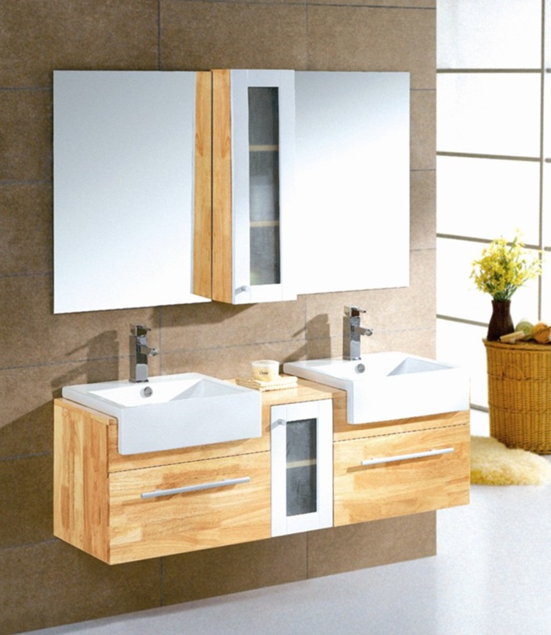 Modern Bathroom Cabinet (Image 7 of 10)