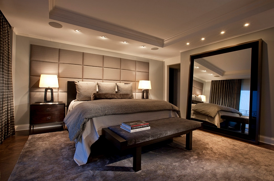 Modern Bed Rooms With A Feminine Touch (View 6 of 10)