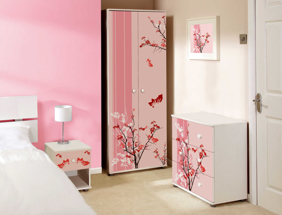 Modern Bedroom Ideas For Teenage Girls (View 3 of 10)