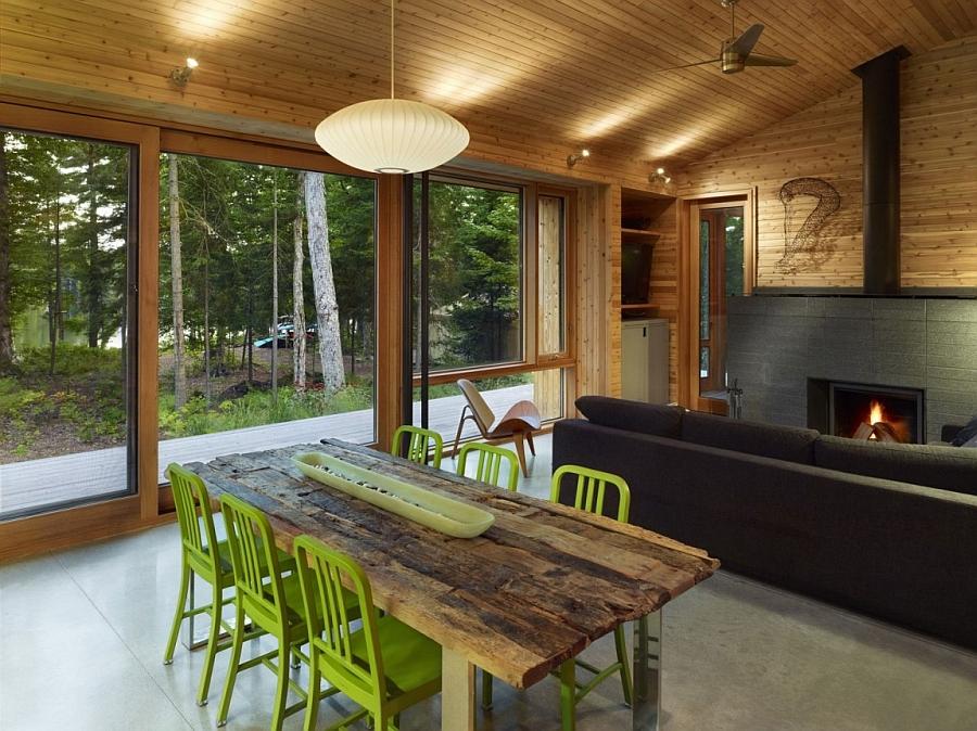 Modern Cabin Stylish Room Decoration (Image 5 of 10)