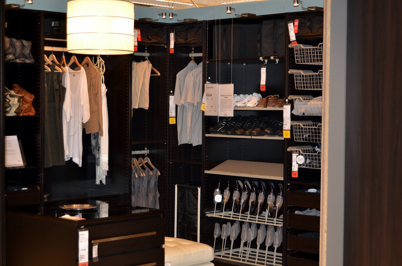 Modern Closet Organizers (View 1 of 10)