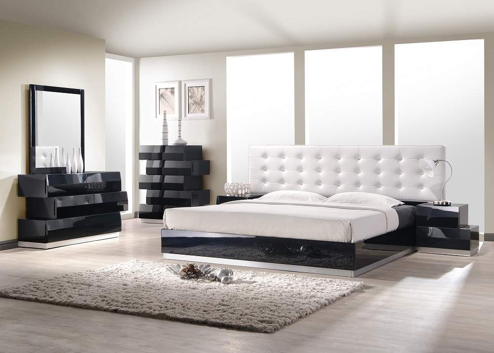 Modern Designs Of Bed