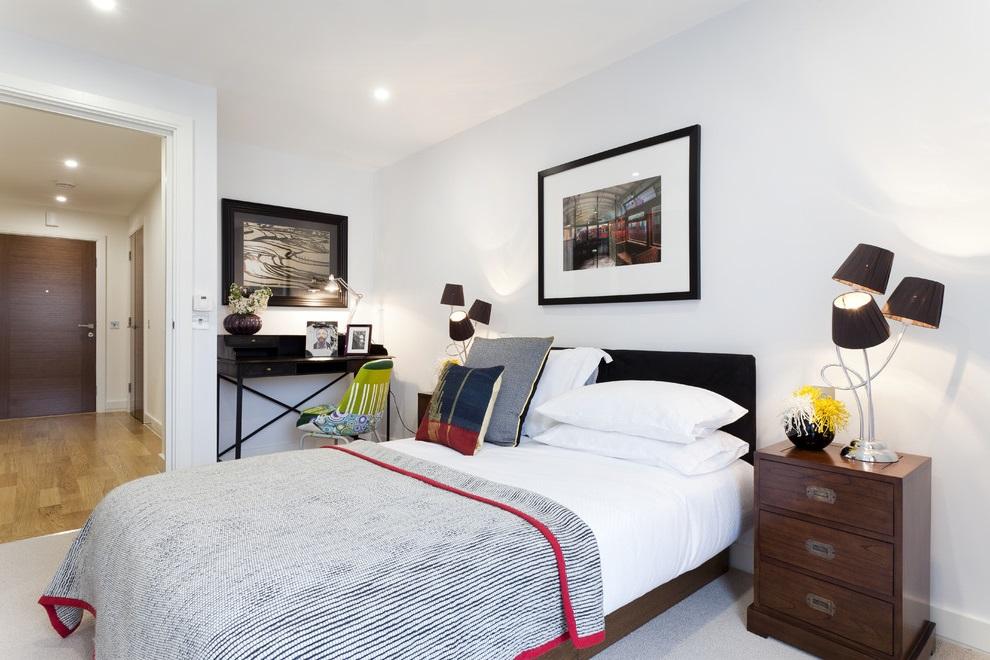 Modern Girl Bedroom Lighting Ideas (Image 7 of 10)