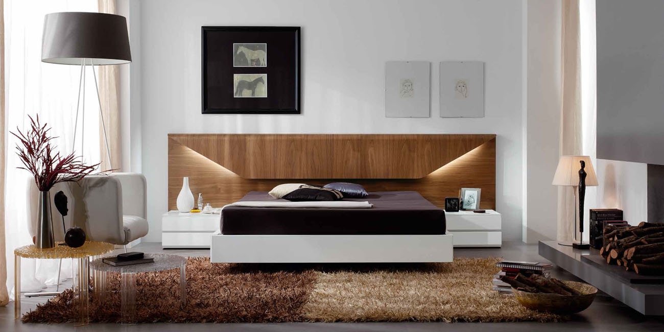 Featured Photo of Modern Headboards For Beds