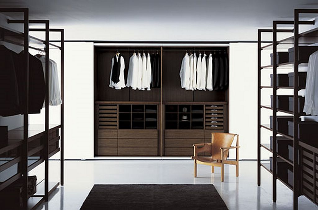 Modern Minimalist Wardrobe Closet Common Types (View 8 of 10)