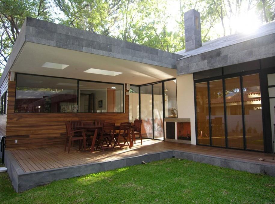 Modern Thai Terrace Design (View 7 of 10)