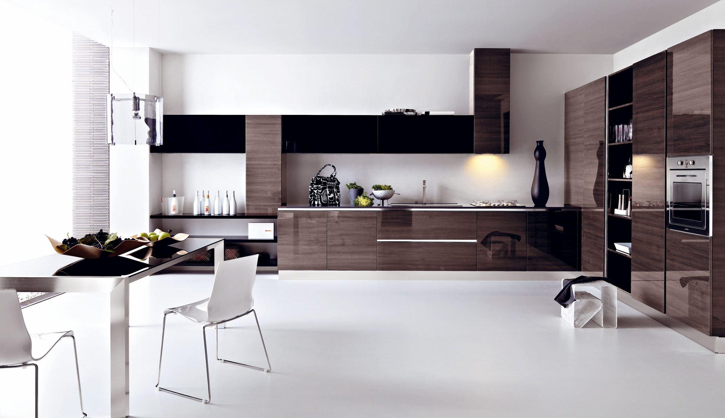 Modern White Painting Kitchen Countertops Ideas (View 7 of 10)