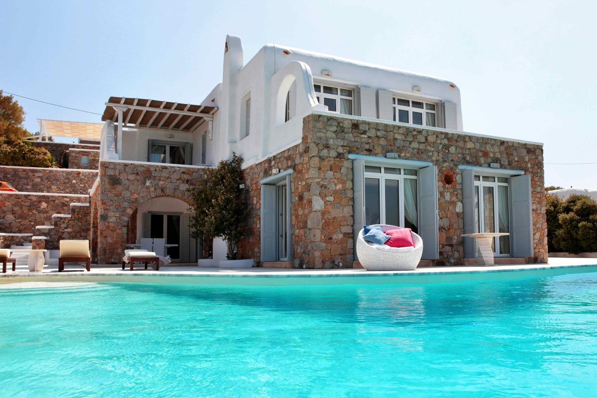 Mykonos Villas Rental Greece (Image 9 of 10)