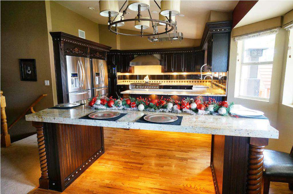 Natal Theme Tips Kitchen Makeover (View 6 of 10)