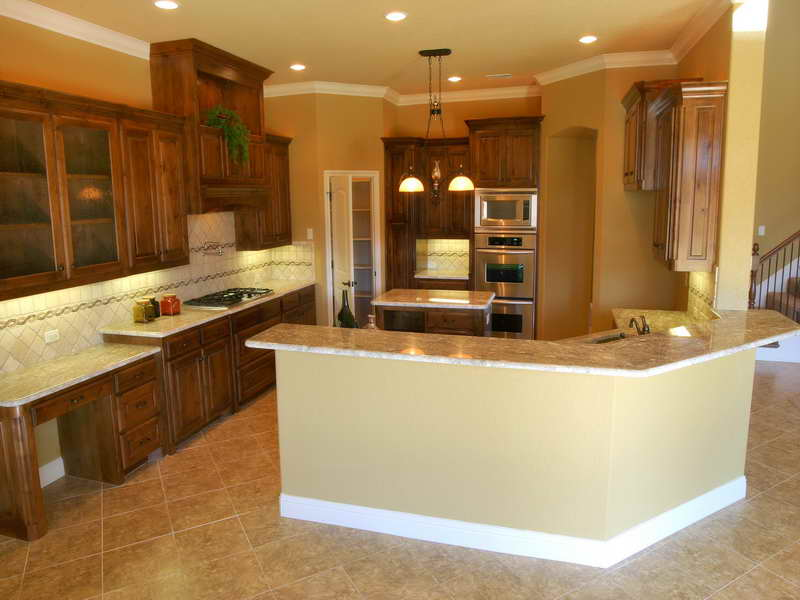 Naturally Tips On Decorating Kitchen Interiors (View 6 of 10)