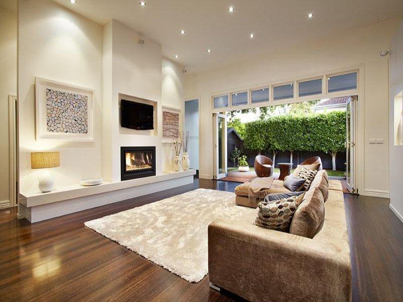 Nature Minimalist Living Room Decorations (Image 9 of 10)