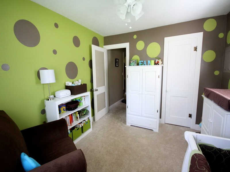 Nice Boys Room Paint Schemes (Image 9 Of 10)