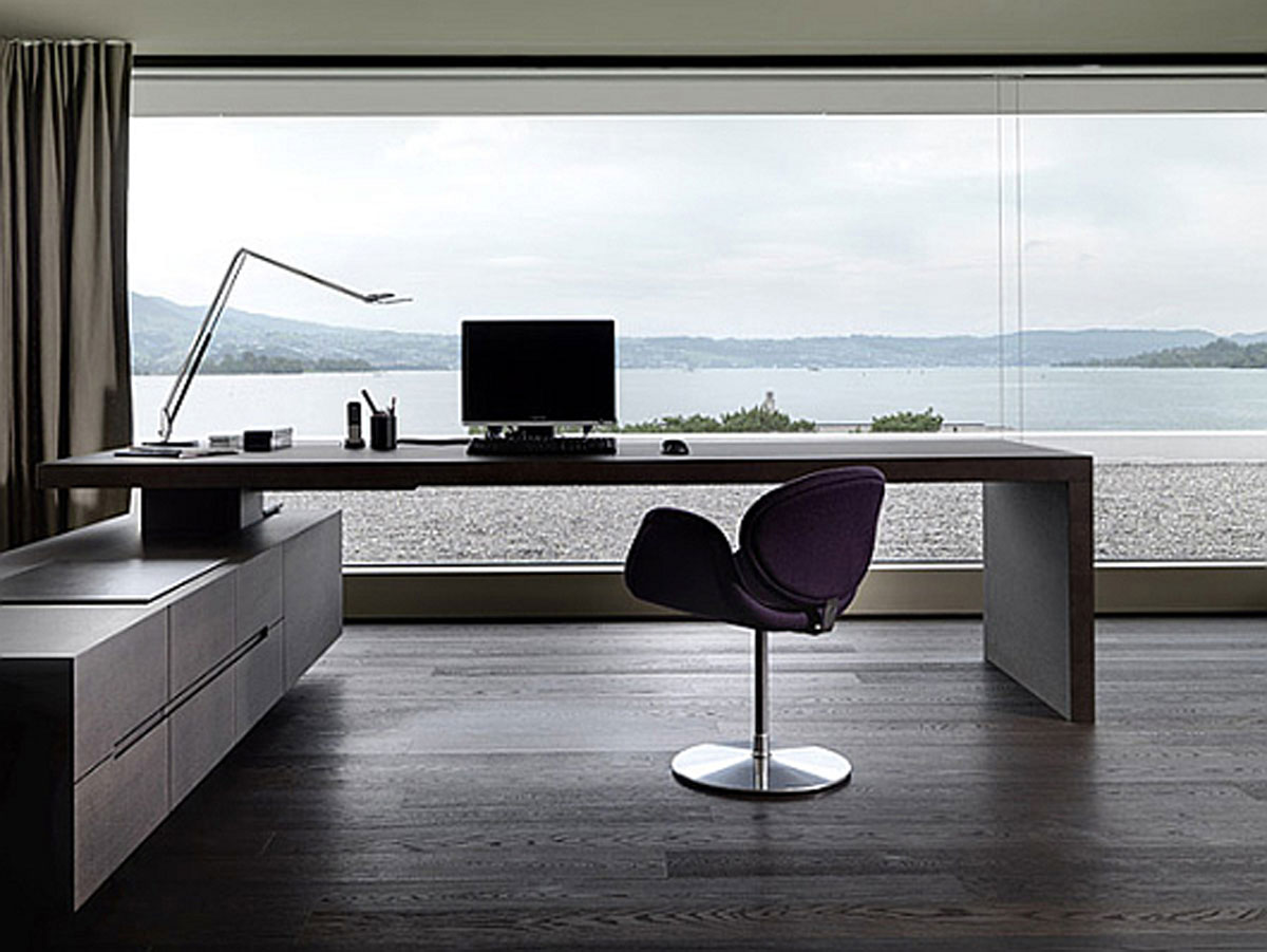 Nice Place Clever Home Office Decor Ideas (Image 4 of 10)