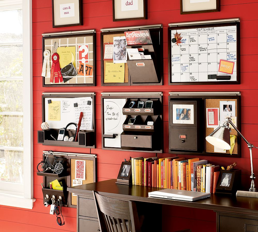 Office And Workspace Organization Ideas for Sofa Tables with Storage