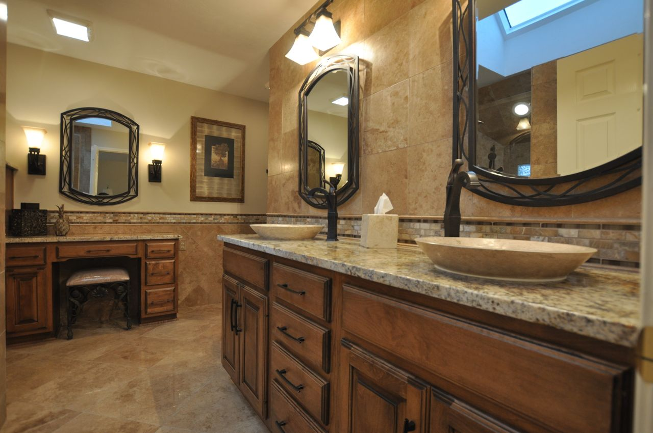 Old World Bathroom Design (Image 9 of 10)