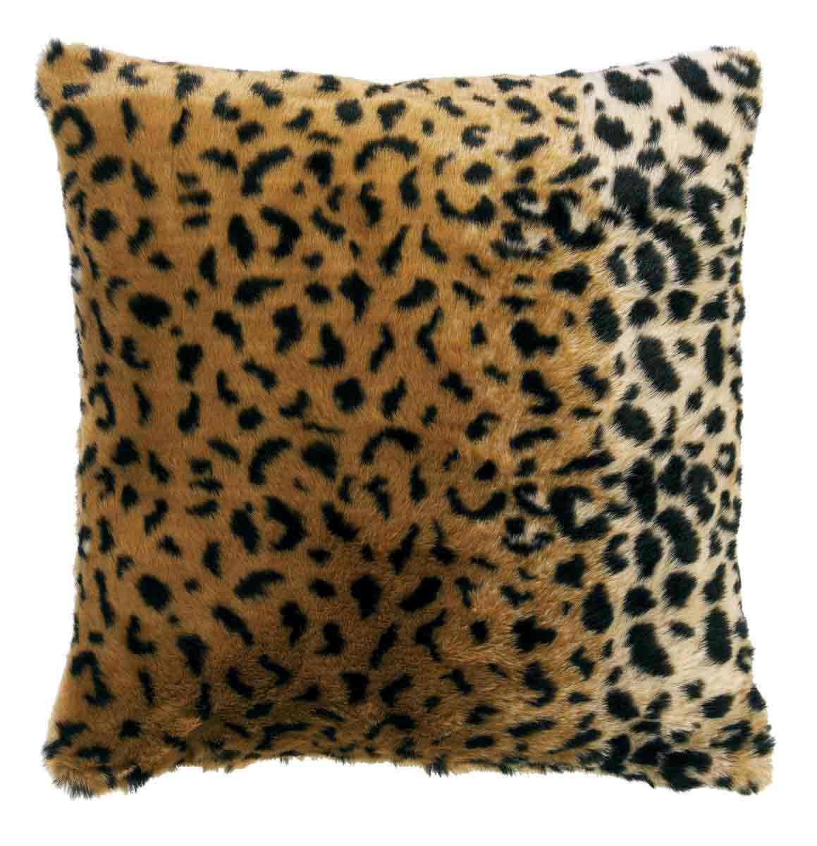 Orange Pillow The Leopard Home Decor