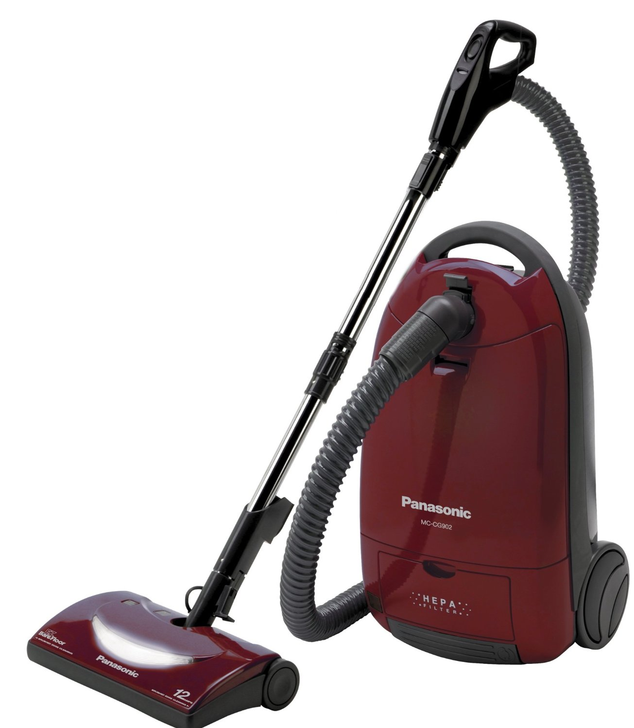 Panasonic Vacum Cleaner (Image 5 of 10)