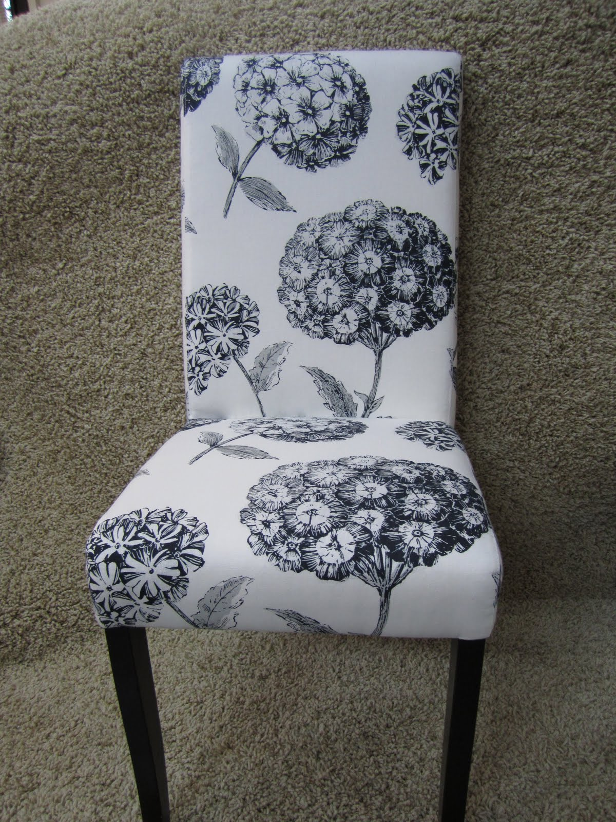 Parson Reupholstering A Chair Design (Image 7 of 10)