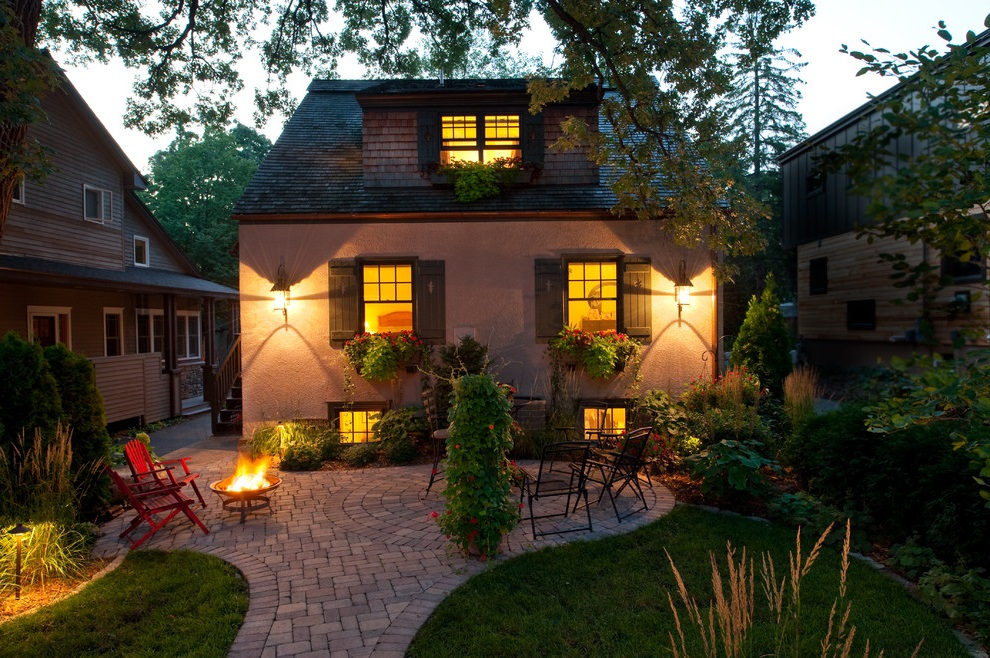 Patio Landscape And Furniture Decor (View 20 of 20)