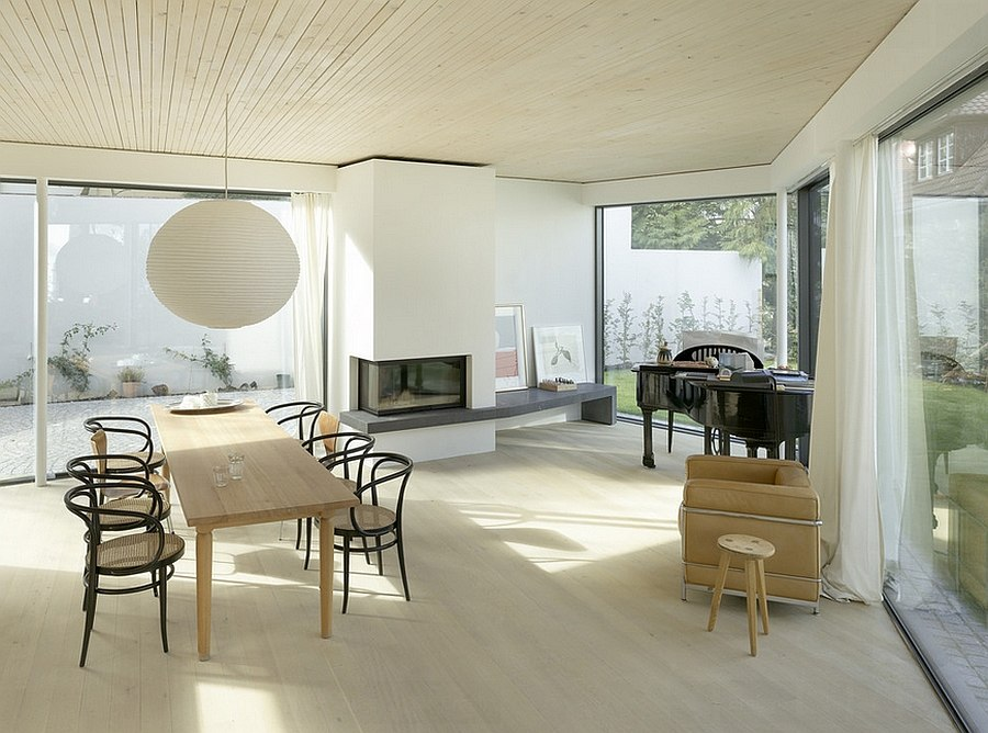 Perfect Best Dinning Room Minimalist Like Bigger Ideas (Image 10 of 10)