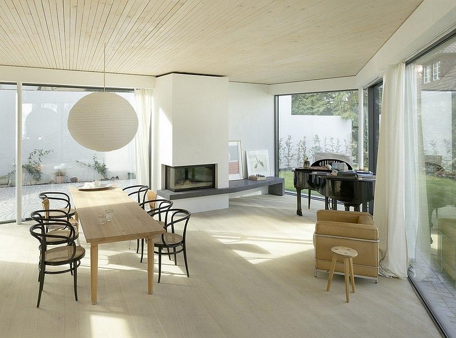 Perfect Best Dinning Room Minimalist Like Bigger Ideas (View 10 of 10)