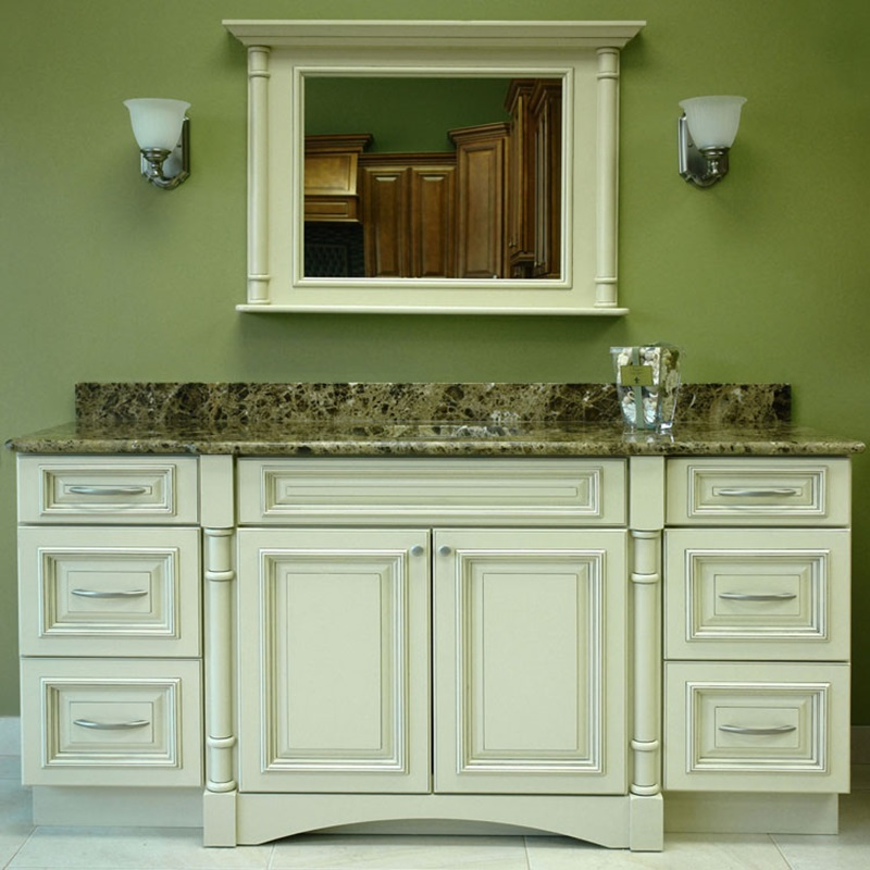 Practical Bathroom Vanity Cabinets