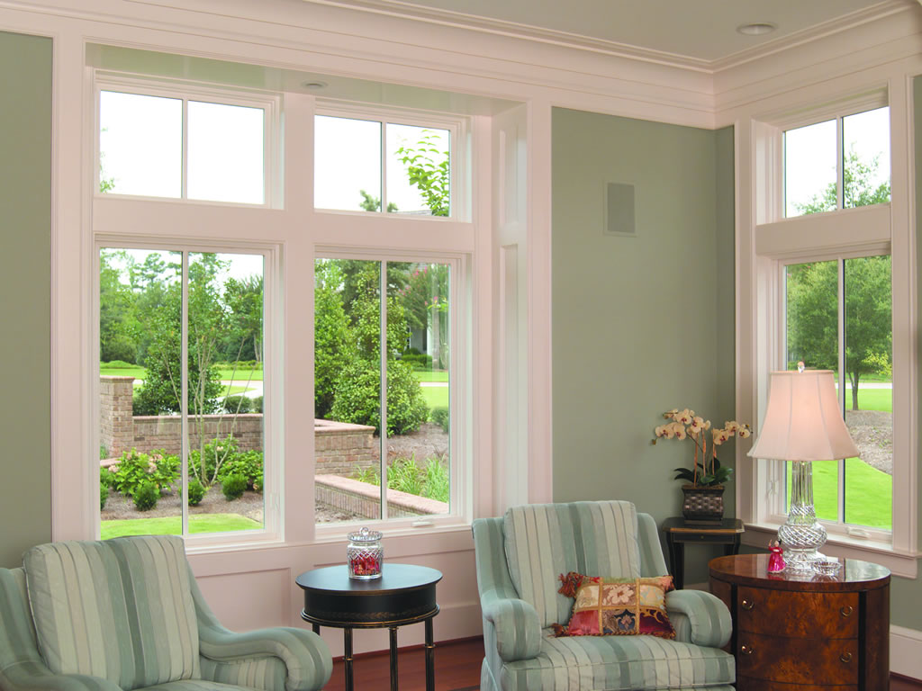 Relaxing Double Hung Window (Image 6 of 10)