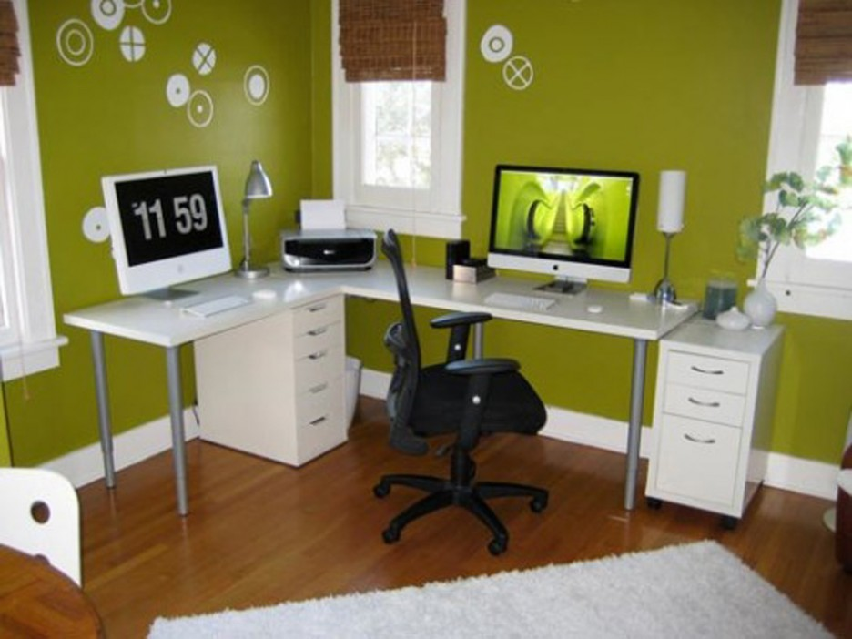 Featured Image of Great Home Office Decorating Ideas For Men