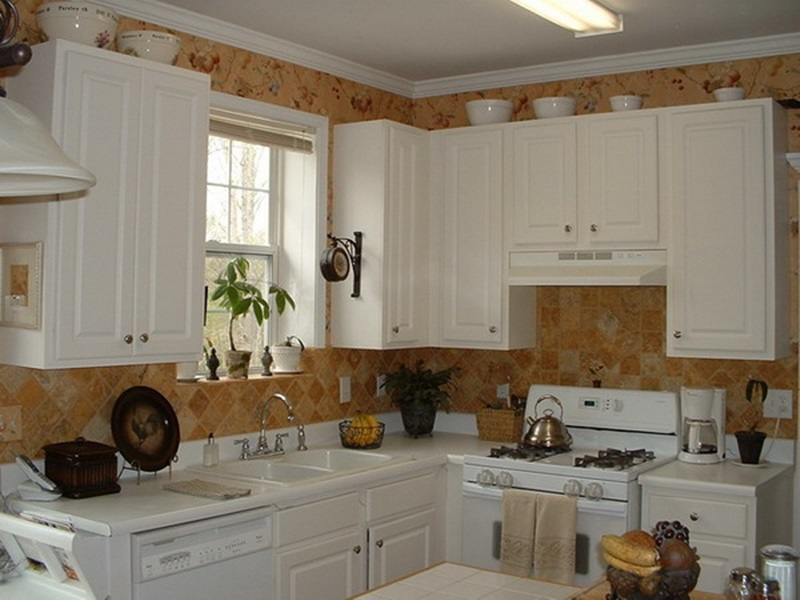 Remodeling Small Kitchen Design (Image 7 of 10)