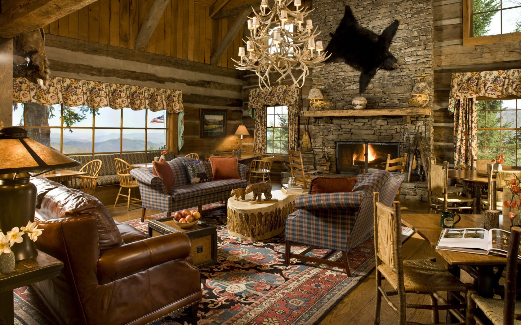 Rustic Decorating Ideas (View 5 of 10)