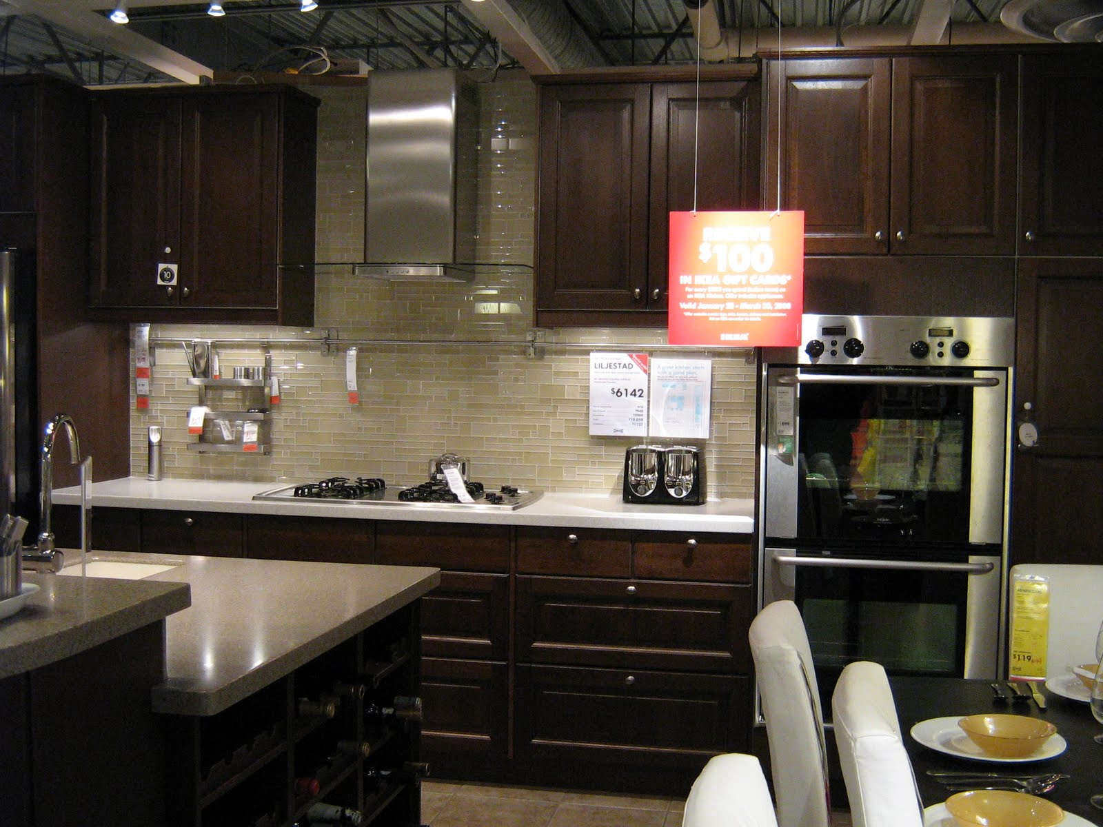 Sample Of IKEA Kitchen Cabinets