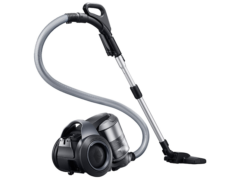 Samsung Introduces Canister Vacuum