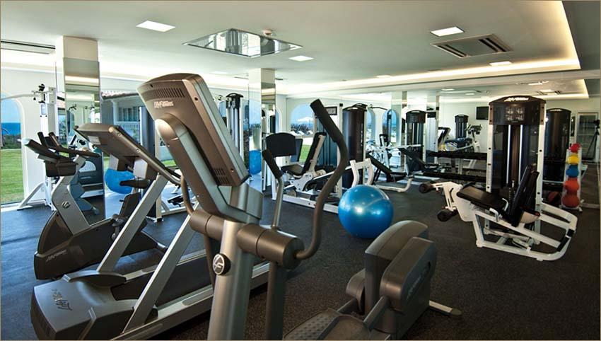 Sandy Line Designing Gym Room In Home (Image 9 of 10)