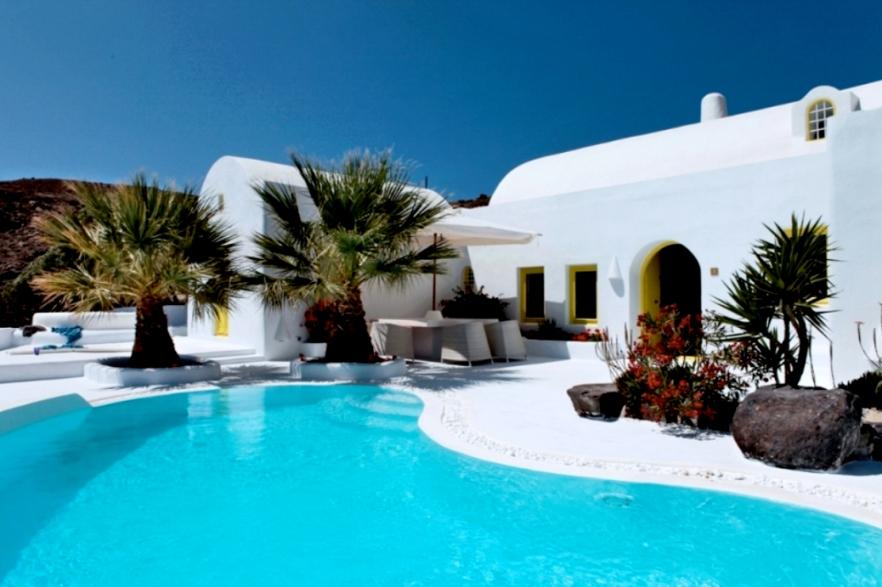 Santorini Holiday Villas Rental Greece (Image 10 of 10)