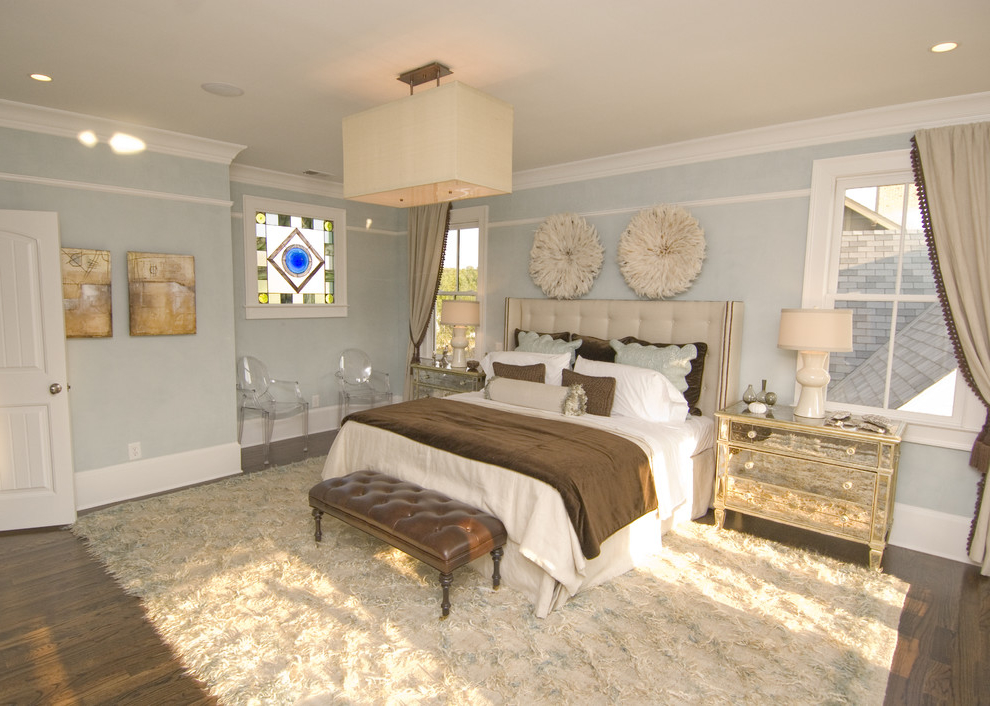 Sensual Bedroom Interior Decor