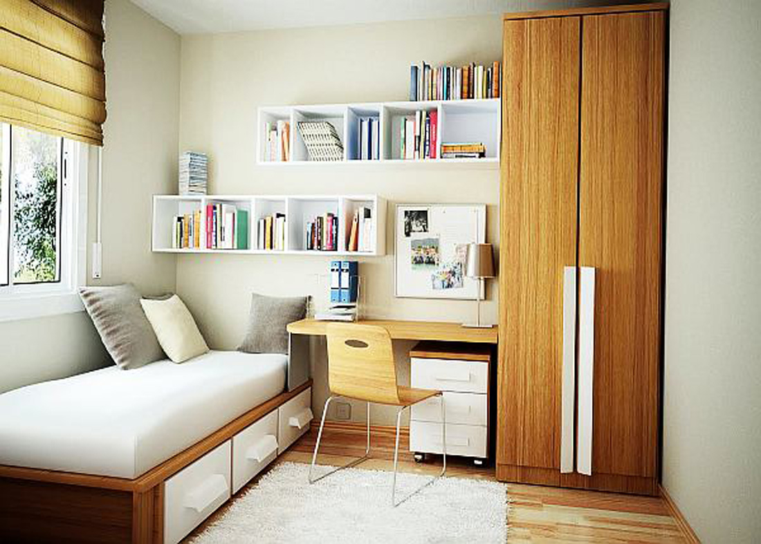 Simple Clever Home Office Decor Ideas (Image 7 of 10)