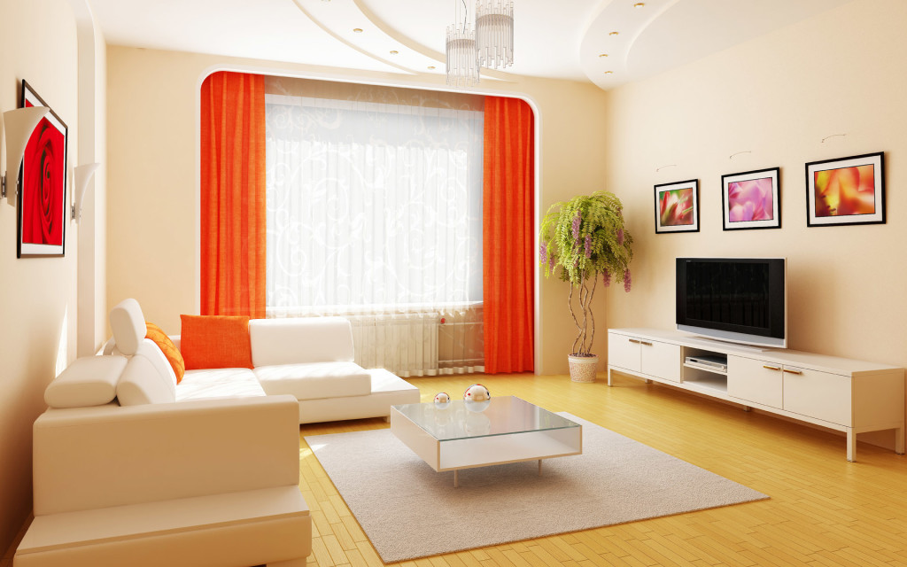 Simple Living Rooms Decorating Ideas  Image 10 of 10. Easy Decoration Home Tips  Simple But Nice   Custom Home Design