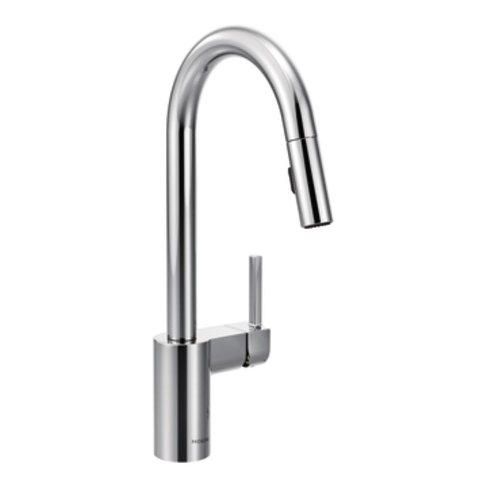 Simple Moen Kitchen Faucets