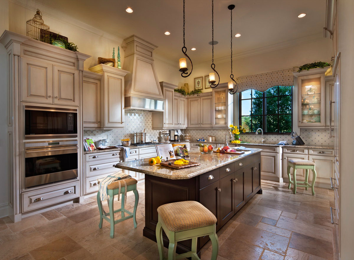 Featured Photo of Large Kitchen Design Ideas For Nice Large Kitchen