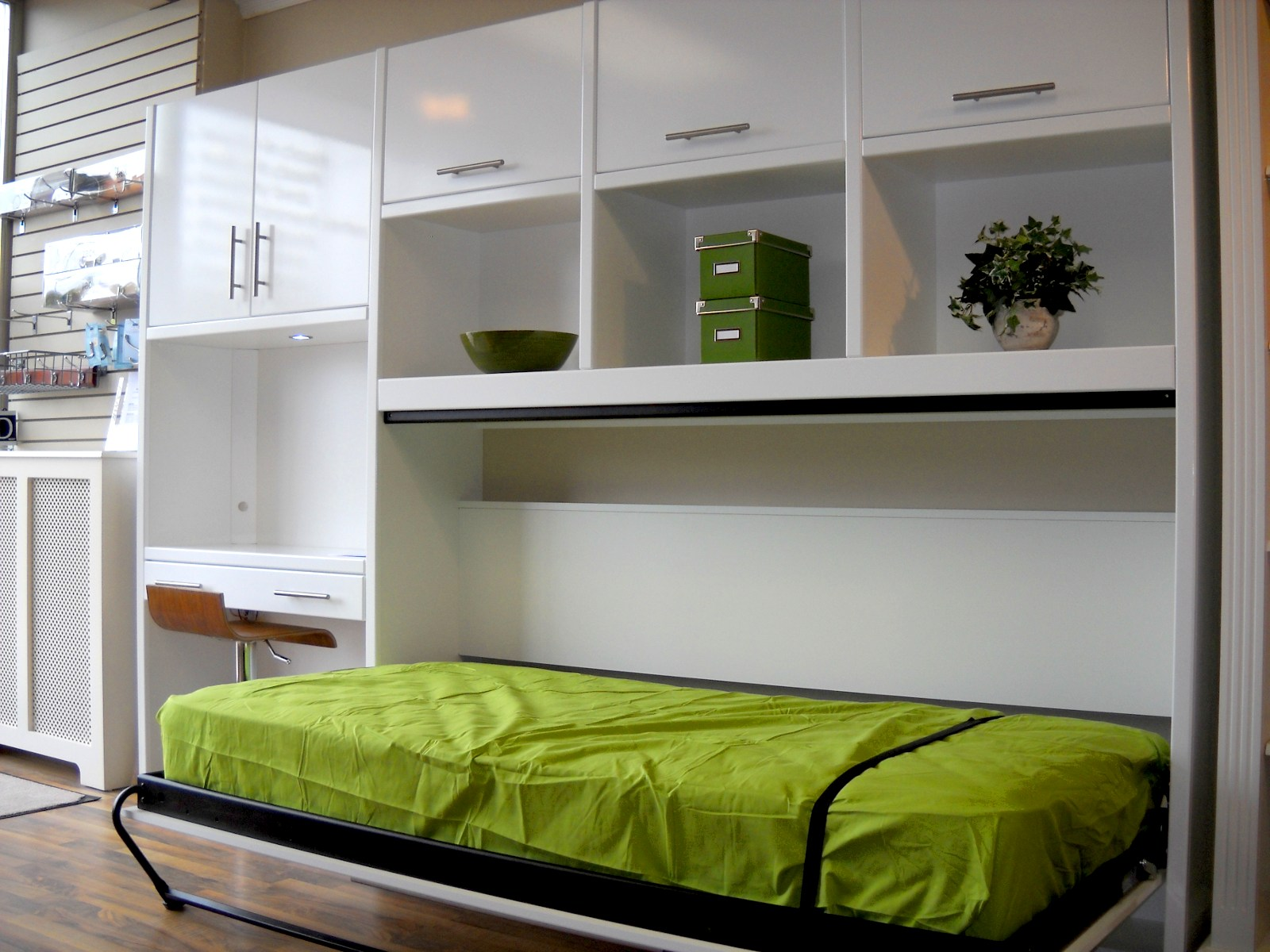 Simple Transformable Murphy Bed Ideas (Image 8 of 10)