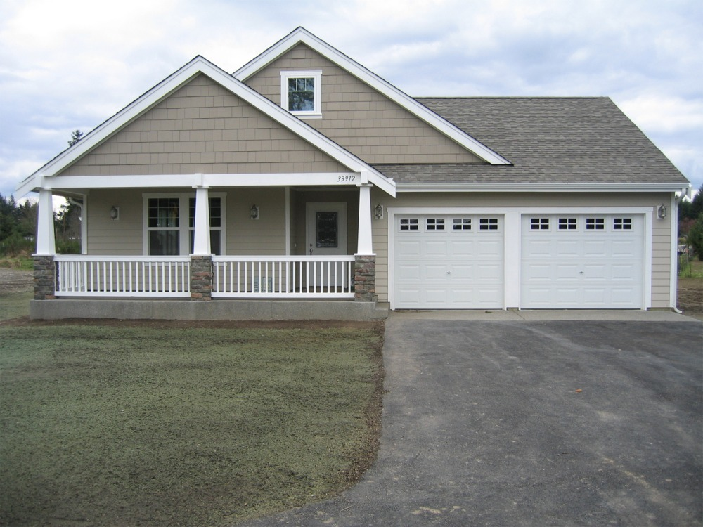 Single Siding Vinyl Siding in American Houses